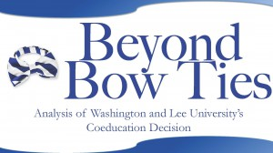 Beyond Bow Ties - Final Presentation_14and15May2014